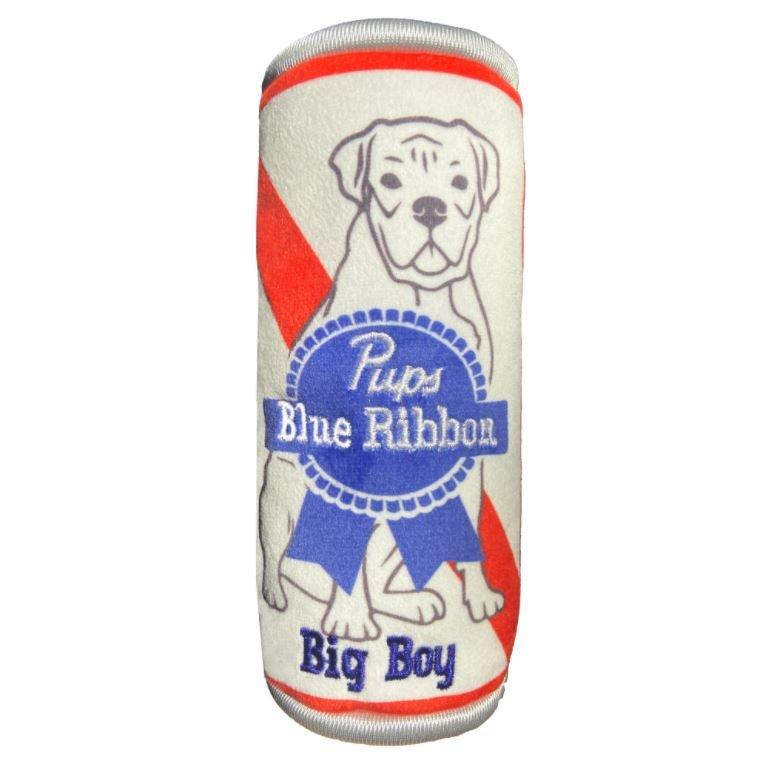 pups blue ribbon dog toy product image